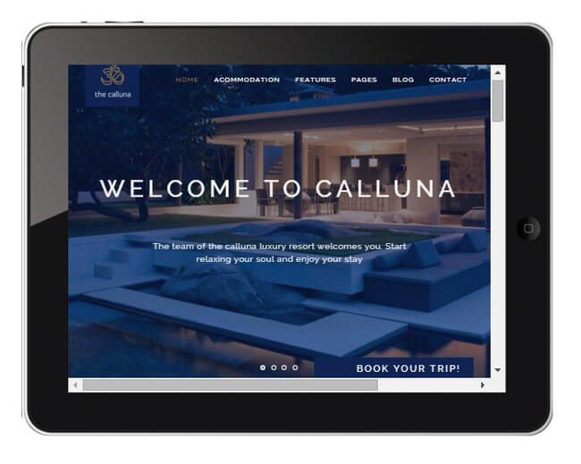 Tips On Creating a Great Website for Your Boutique Hotel