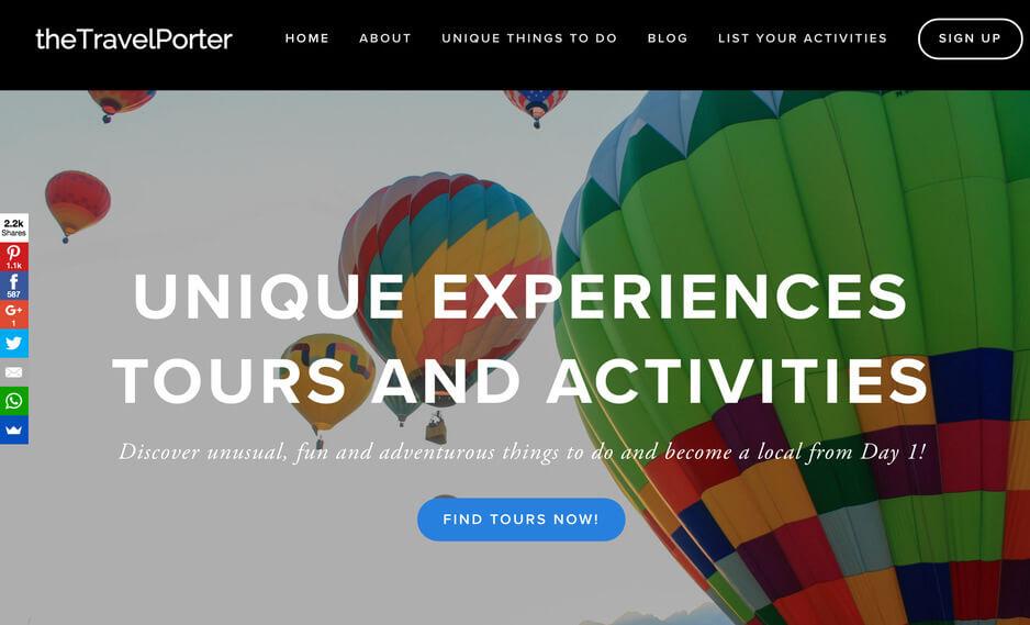thetravelporter.com